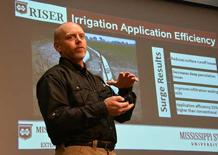 Summit explores efficient water usage across the Delta