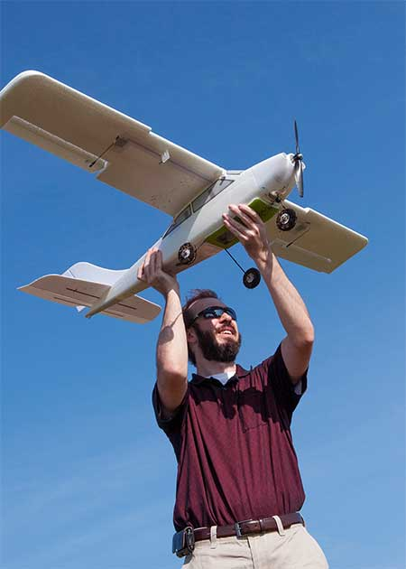 UAVs have MSU research and Extension applications