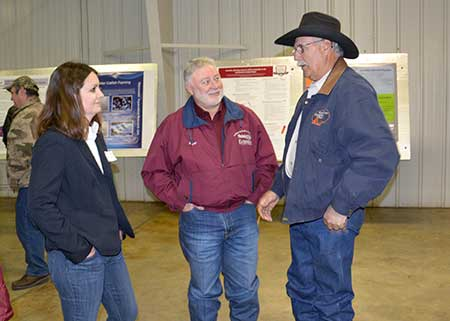 North Mississippi producers review ag needs with MSU