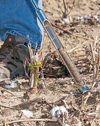 Actions, inactions impact soil health