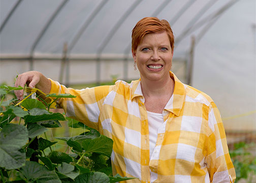 MSU scientist finds her calling in horticulture