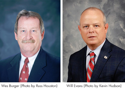 Two MAFES administrators among latest SEC Fellows