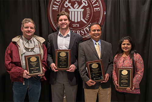 MSU ag units honor faculty, staff and students at annual award ceremony