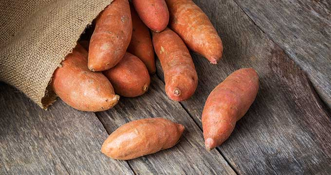 Mississippi Sweet Potatoes